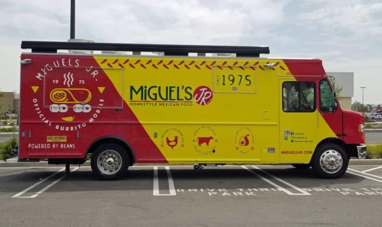 miguel's jr taco truck