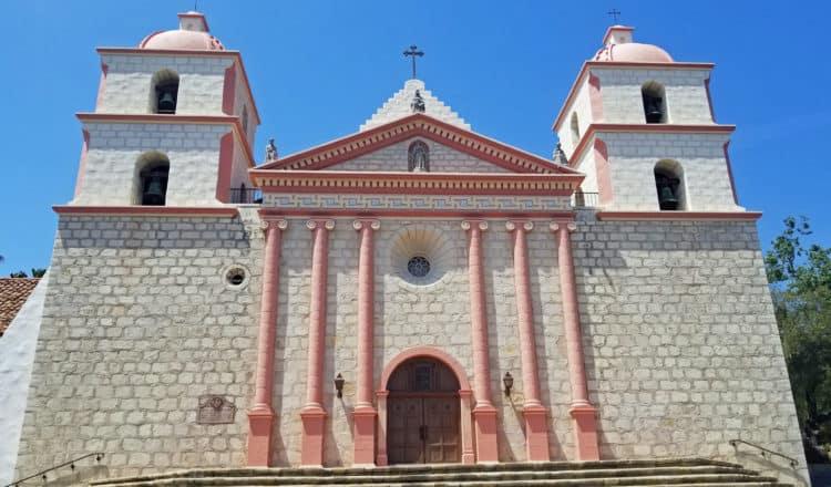 Old Santa Barbara Mission