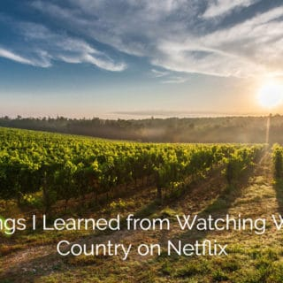 wine country on netflix