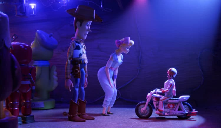 Toy Story 4 Duke Kaboom