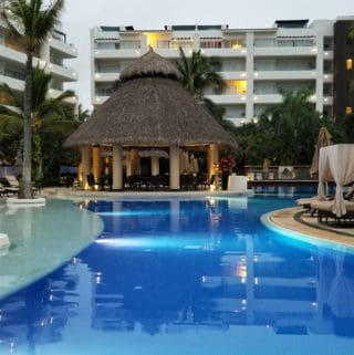 pool at riviera nayarit resort marival distinct