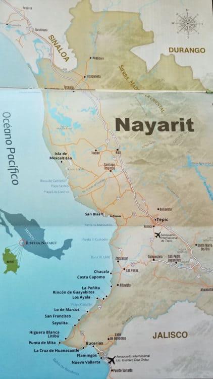 visit Riviera Nayarit Mexico