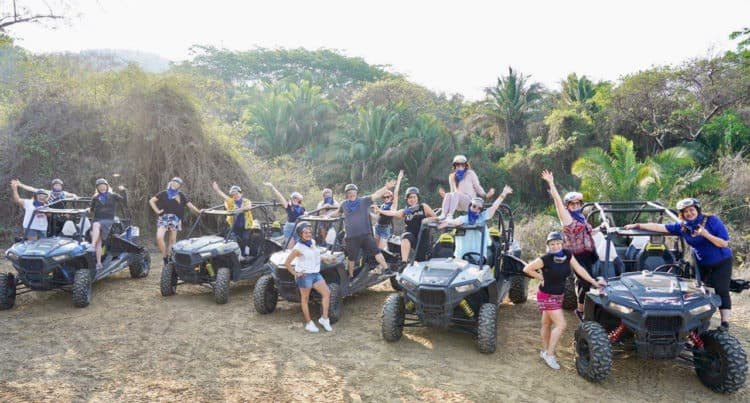 vallarta adventures in punta mita