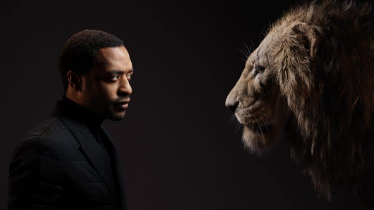 Chiwetel Ejiofor