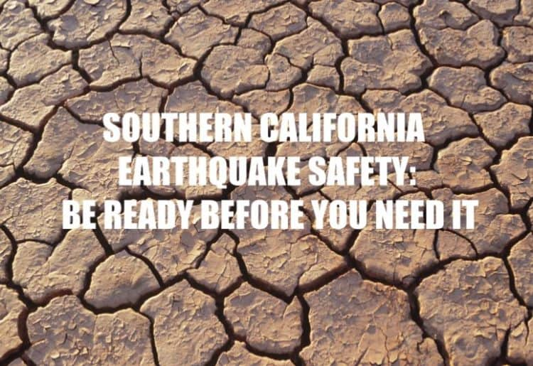 California earthquake safety