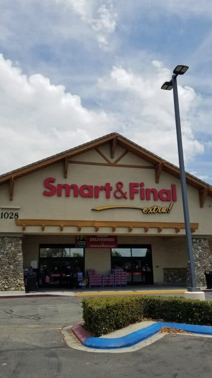 smart & final in Upland California