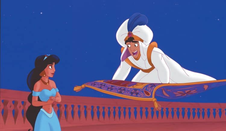 disney animated aladdin