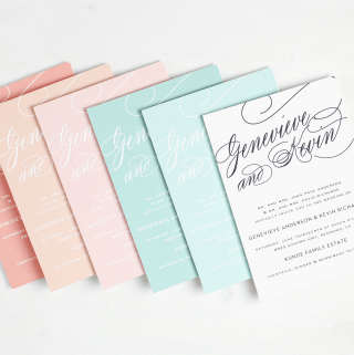 ideas for champagne brunch bridal shower invitations