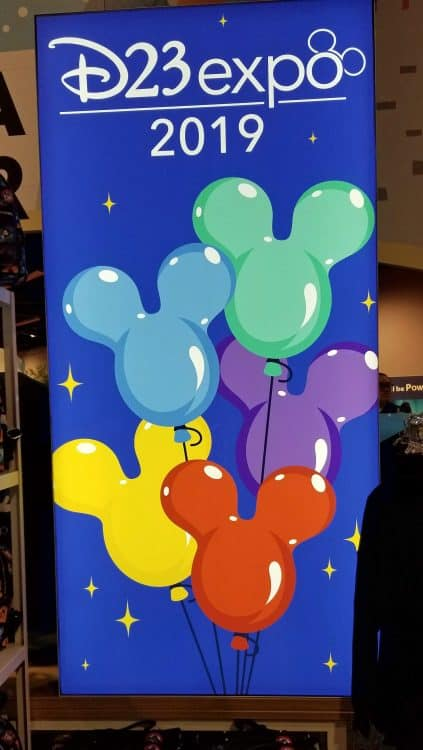 d23 expo one year disney plus free