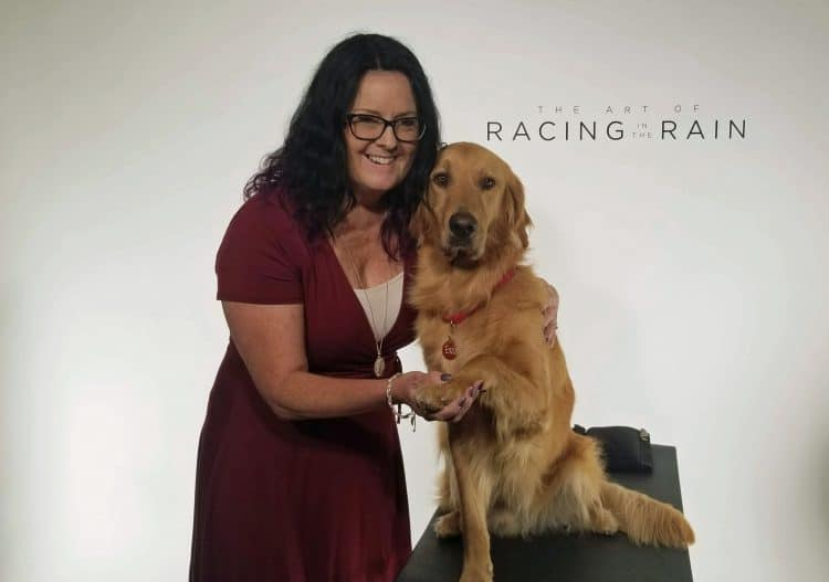 art of racing in the rain cast interview