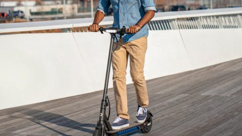 electric scooter for college