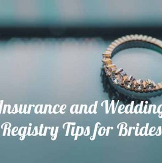 wedding registry tips for brides