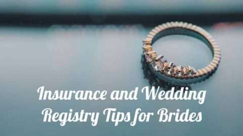 wedding registry tips for brides