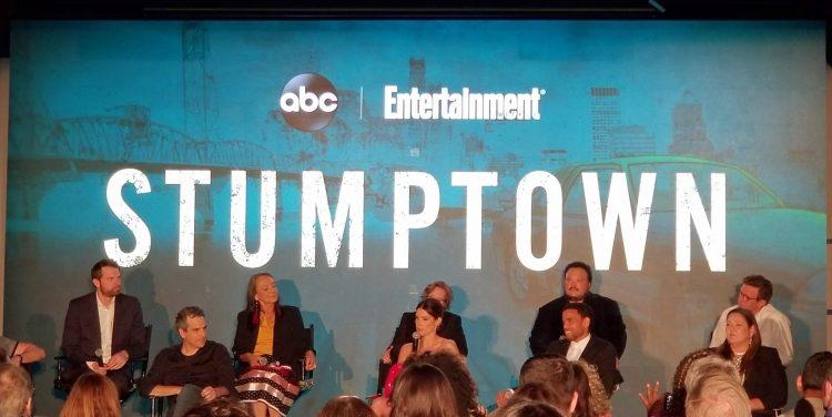 cast of abc's stumptown