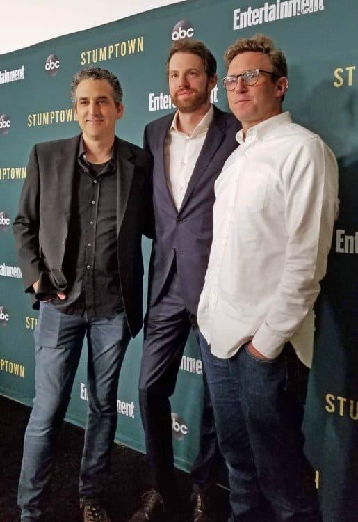 stumptown executive producers