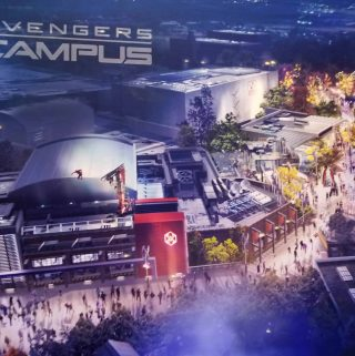 avengers campus news