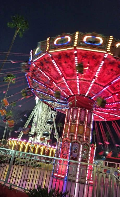 ride at the 2019 la county fair
