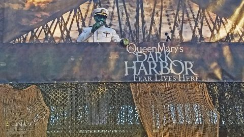 queen mary dark harbor tickets