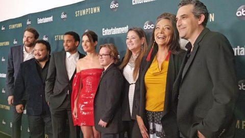stumptown tv show cast