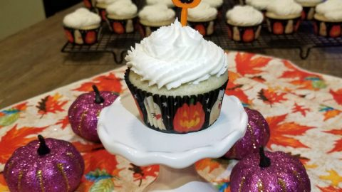 blood orange halloween cupcake recipe