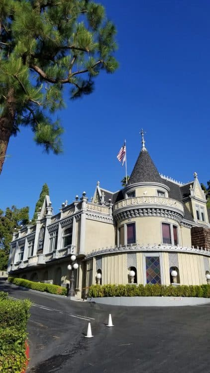 magic castle in hollywood
