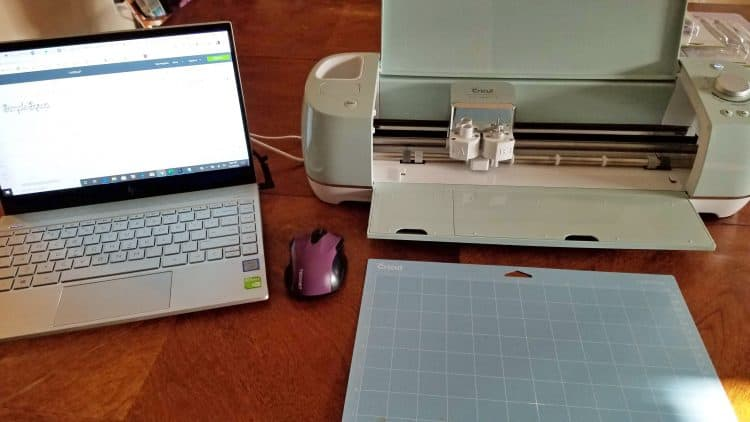 cricut explore air 2 basics