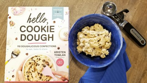 hello cookie dough cookbook