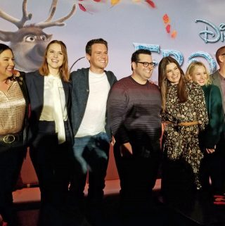 frozen 2 cast interview