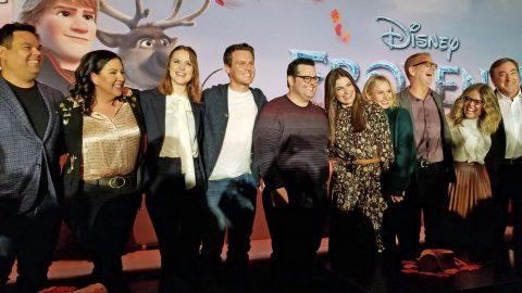 frozen 2 cast interview