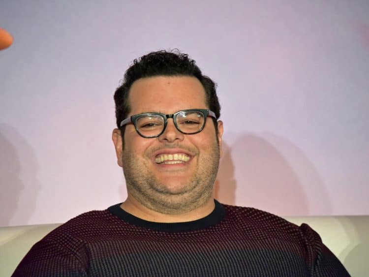 josh gad from frozen 2