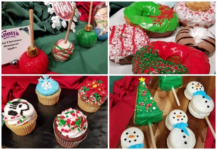 christmas at knott's merry farm food