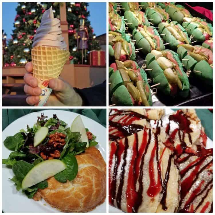 knott's merry farm food
