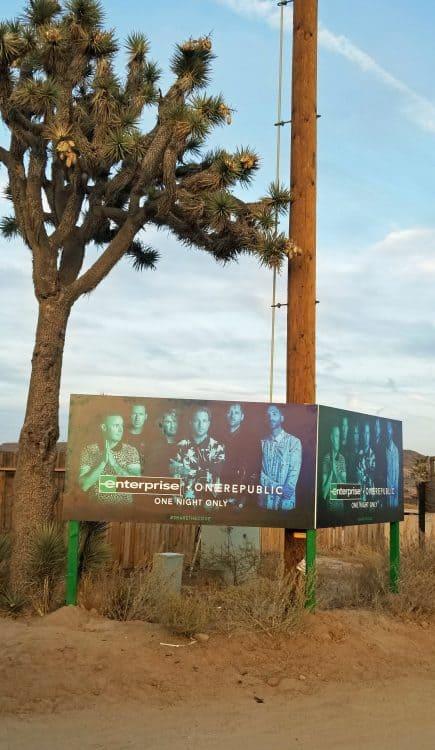 share the code onerepublic 2019 concert