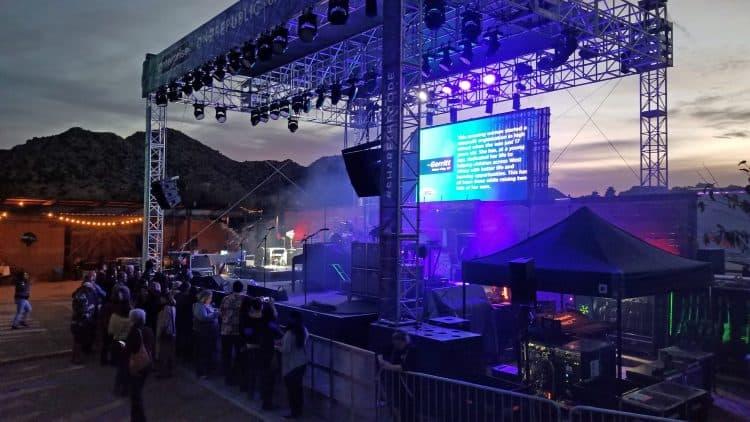 share the code enterprise onerepublic concert 2019