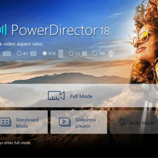 cyberlink powerdirector video creation software
