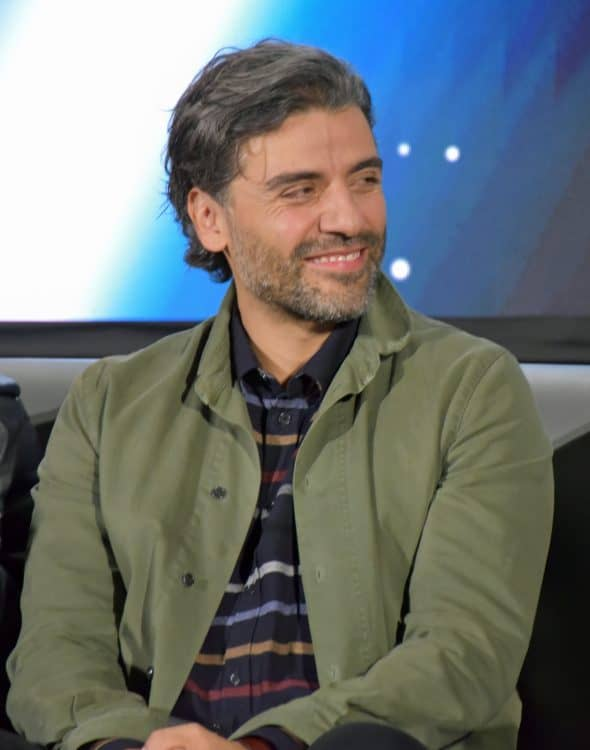 oscar isaac at the rise of skywalker interview