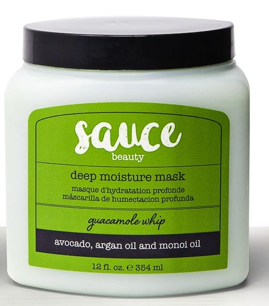 dry winter hair care with sauce beauty