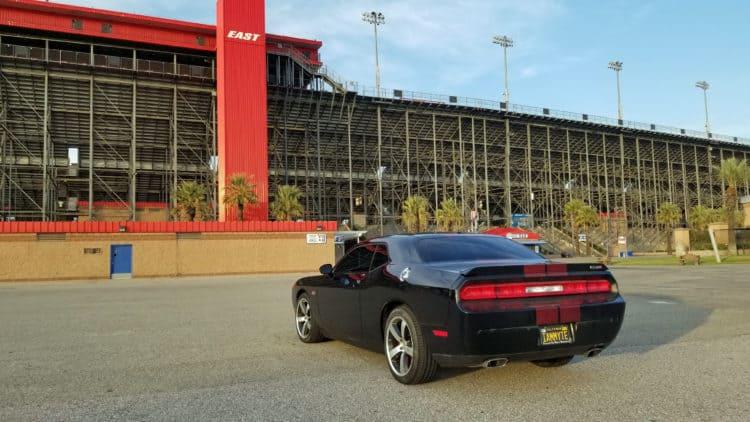 challenger at auto club speedway