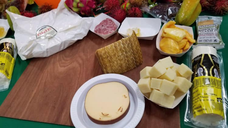 easy cheese board assembly table
