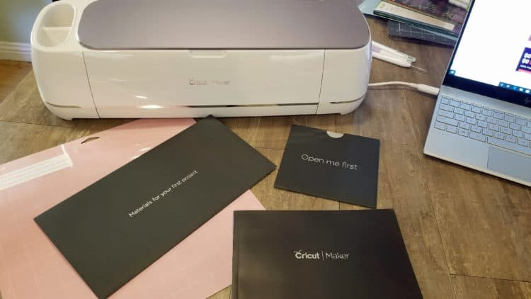 new cricut maker cutting machine