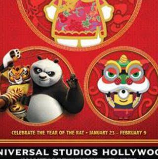 lunar new year 2020 universal studios hollywood