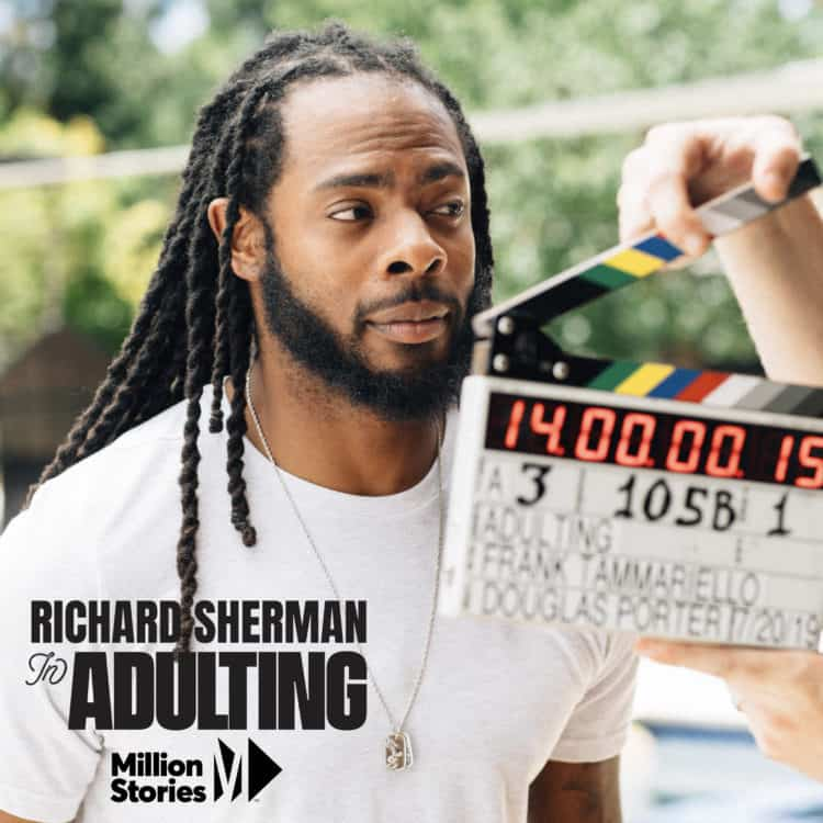 young adult financial decisions with Richard Sherman's Adulting series