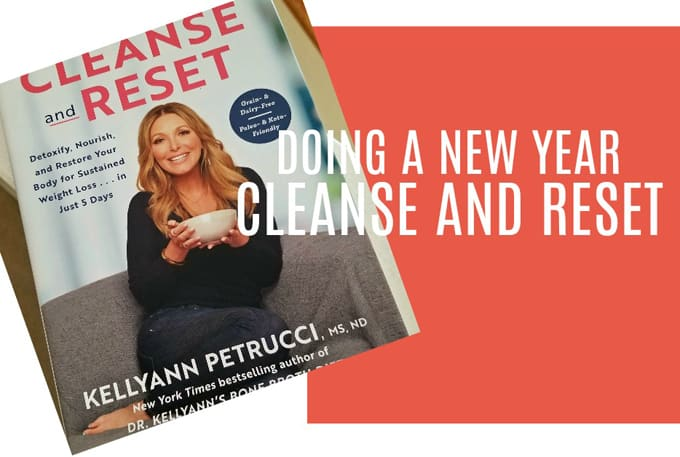 new year cleanse recipes book