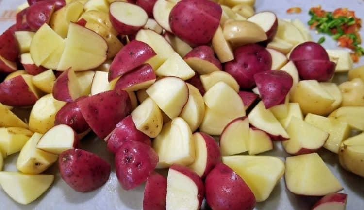 melissa's produce potatoes