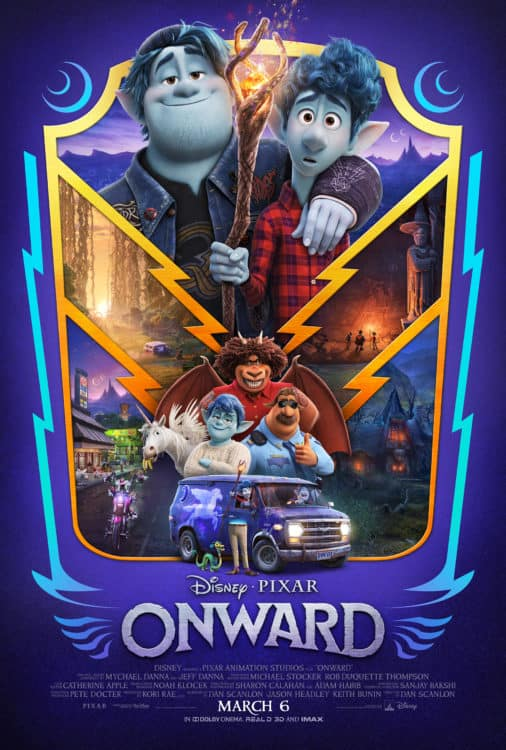 pixar onward review