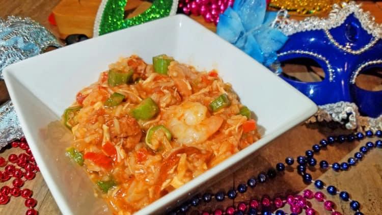 spicy jambalaya recipe for mardi gras