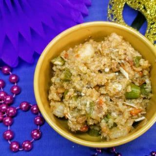 spicy jambalaya recipe