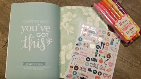 erin condren wellness journal bundle