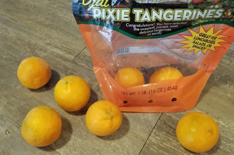 pixie dust tangerine quick bread