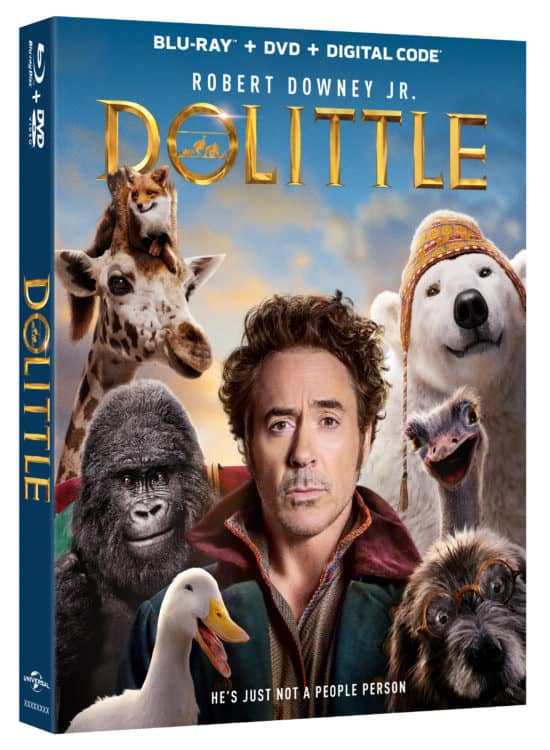dolittle family movie night